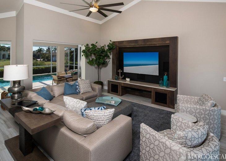 BONITA BLEU - 5 Bedroom Sun Filled Luxury, Due South Exposure, Walk to Beach! #3