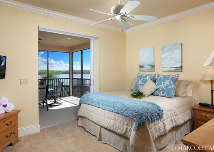 STARFISH COURT - Sweeping Bay Views; All 5 Bedrooms are Suites! #17