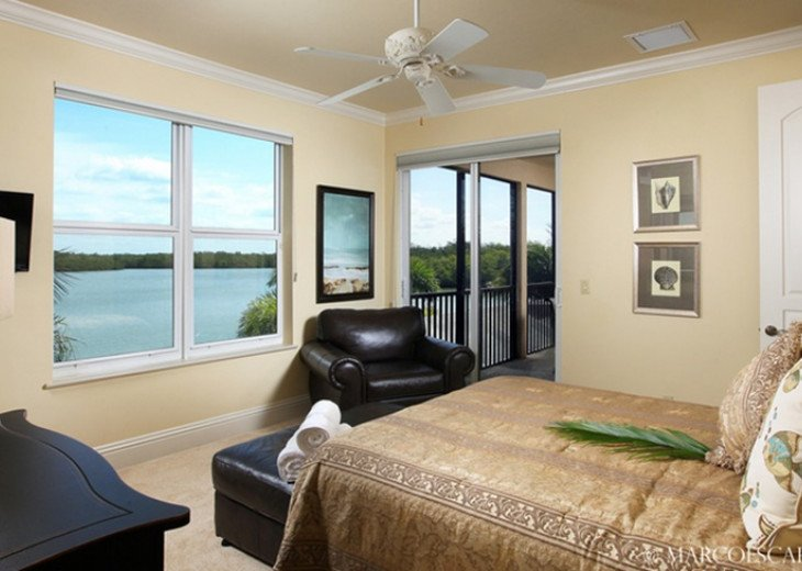 STARFISH COURT - Sweeping Bay Views; All 5 Bedrooms are Suites! #16