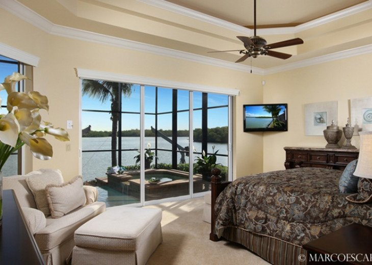 STARFISH COURT - Sweeping Bay Views; All 5 Bedrooms are Suites! #6