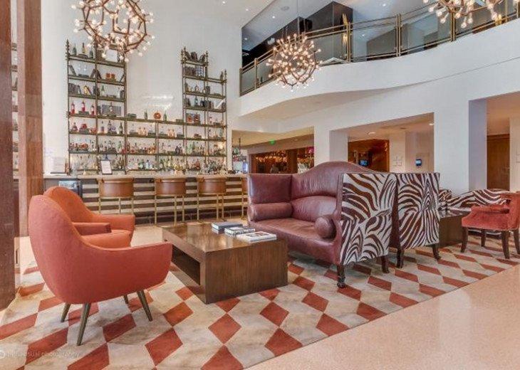 3 Room Art Deco Oceanfront Suite at Shelborne South Beach #23