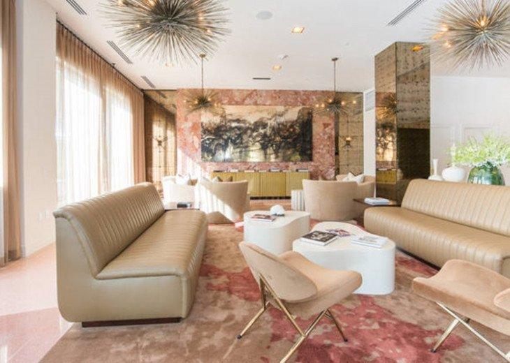 3 Room Art Deco Oceanfront Suite at Shelborne South Beach #25