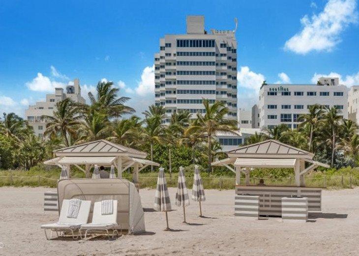 3 Room Art Deco Oceanfront Suite at Shelborne South Beach #20