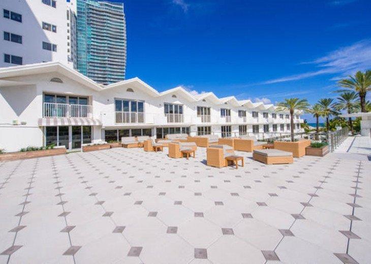 3 Room Art Deco Oceanfront Suite at Shelborne South Beach #13