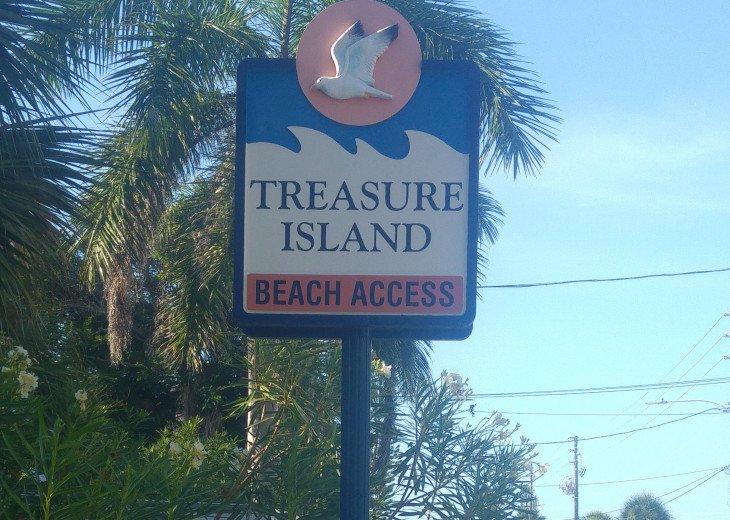 Beach access only 200 feet away