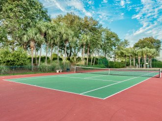 Tennis & Basketball Courts on-site
