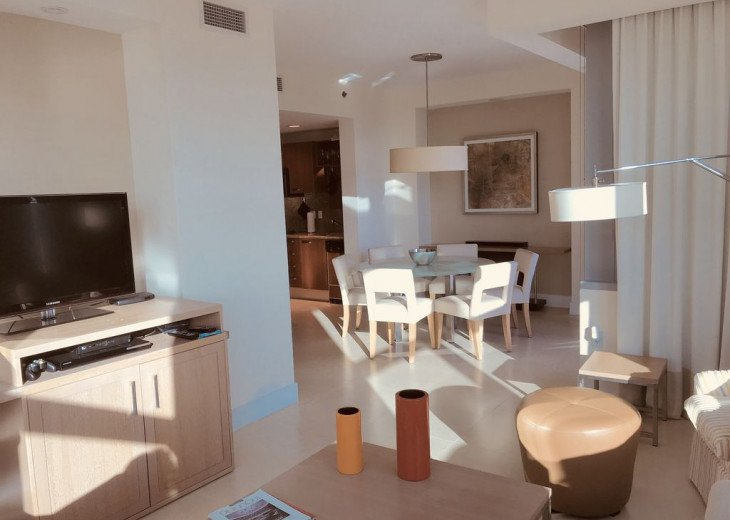 Miami luxury rental at Conrad Hilton Tower on Brickell #5