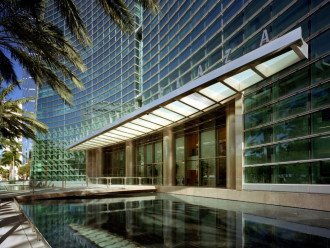 Miami luxury rental at Conrad Hilton Tower on Brickell #1