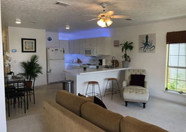 PRIVATE BEACH IN PCB PARADISE HOME/PARKING/WIFI #11