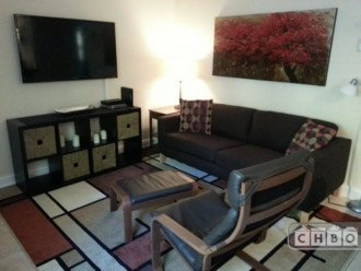 Coconut Grove Modern 2 Bedroom Apt #1