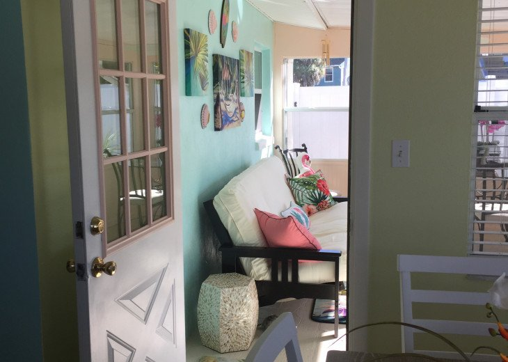 Indian Rocks Beach 2BR 1BA Beach Home #18