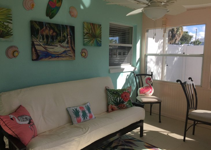 Indian Rocks Beach 2BR 1BA Beach Home #19