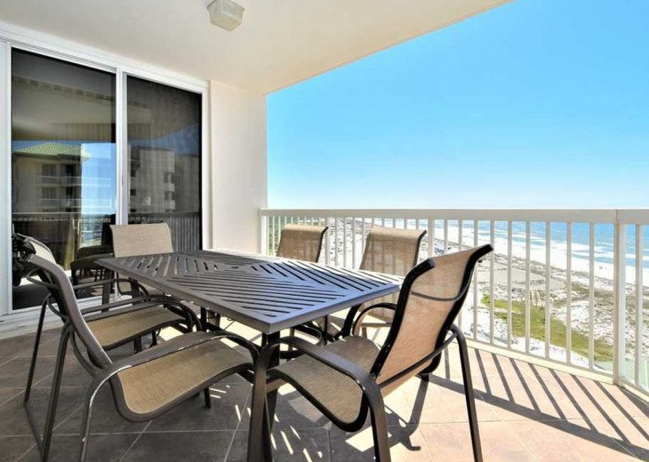 Large Beach Front Balcony