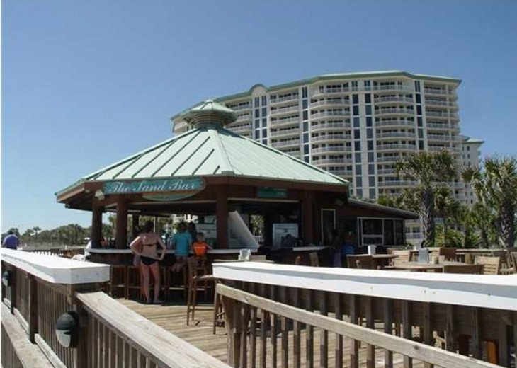 The Sand Bar Beach Front Dining