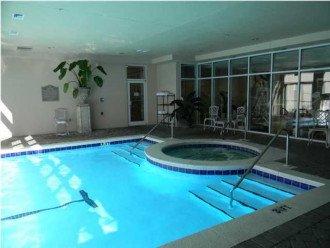Silver Shells Indoor / Outdoor Pool & Jaccuzzi