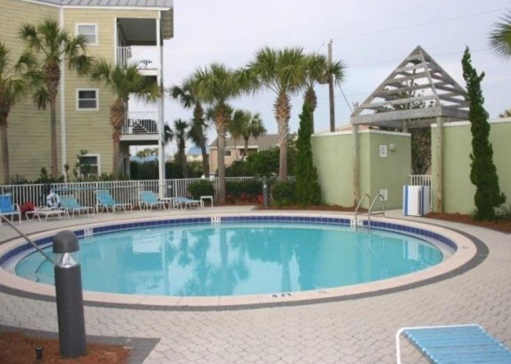 We got your beach! Beach Pointe Townhome #17