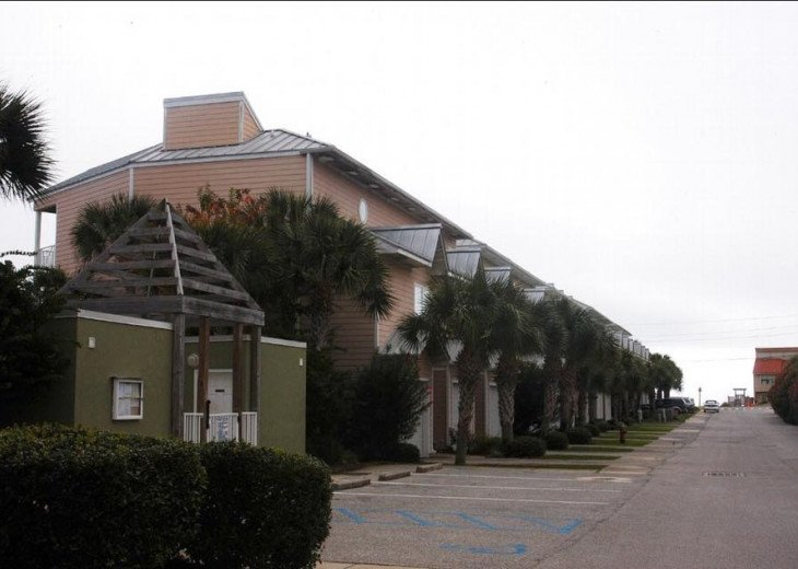 We got your beach! Beach Pointe Townhome #15