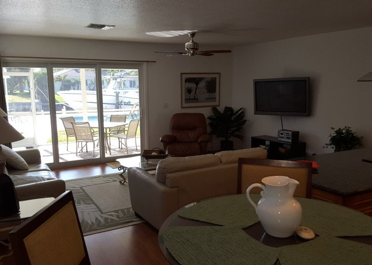 WATER FRONT HEATED POOL HOME #5