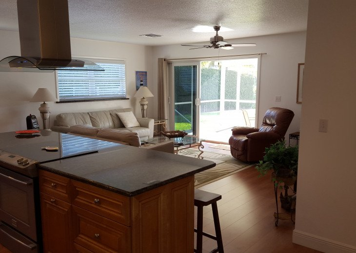 WATER FRONT HEATED POOL HOME #3
