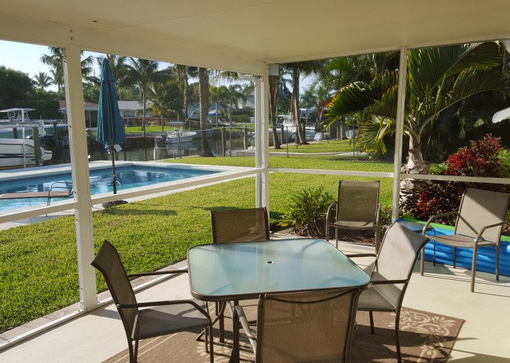 WATER FRONT HEATED POOL HOME #6