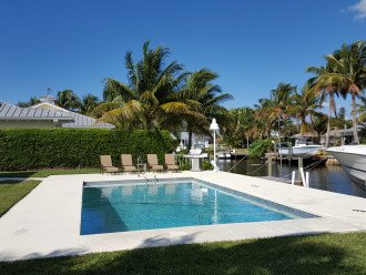 WATER FRONT HEATED POOL HOME