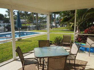 WATER FRONT HEATED POOL HOME #1