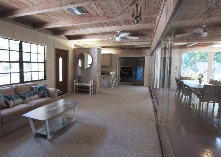 Updated 3 Bed/2 Bath House 5min walk to Siesta Key Beach, Heated Pool #11