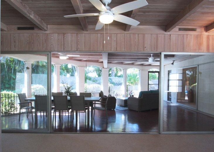 Updated 3 Bed/2 Bath House 5min walk to Siesta Key Beach, Heated Pool #3