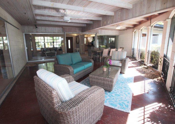 Updated 3 Bed/2 Bath House 5min walk to Siesta Key Beach, Heated Pool #5