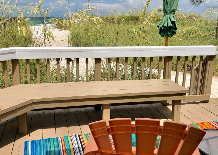 RARE - Classic Beach Front Vacation Home!! #2