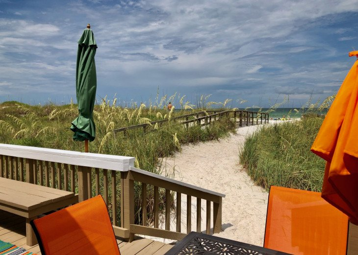RARE - Classic Beach Front Vacation Home!! #3