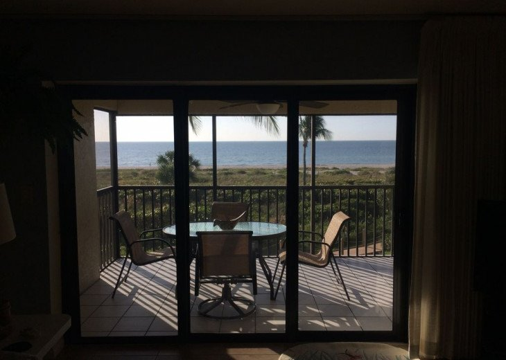 Oceanfront Condo at Sanddollar #B-202 - Panoramic View of Ocean - 3 Bedroom #6