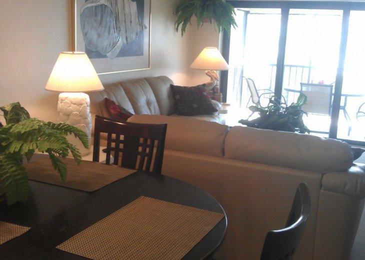 Oceanfront Condo at Sanddollar #B-202 - Panoramic View of Ocean - 3 Bedroom #9