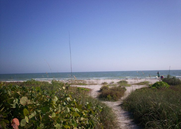 Oceanfront Condo at Sanddollar #B-202 - Panoramic View of Ocean - 3 Bedroom #26