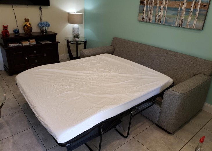 Downtown Hollywood Classy 1 Bdrm memory foam bed! #23