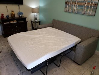 Downtown Hollywood Classy 1 Bdrm memory foam bed! #1