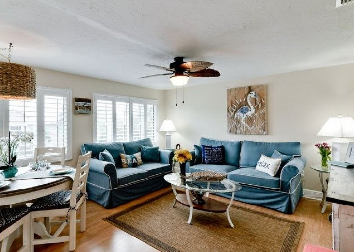 Gone Coastal: Beautiful Family & Pet-Friendly Home with a Heated Salt Water Pool #7