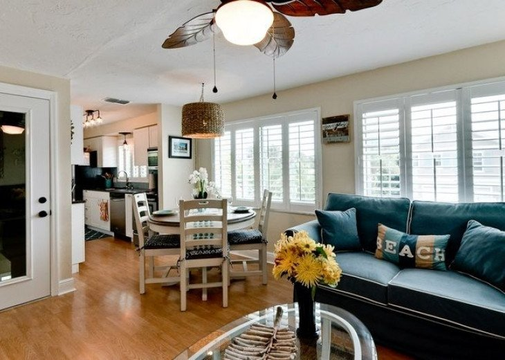 Gone Coastal: Beautiful Family & Pet-Friendly Home with a Heated Salt Water Pool #2