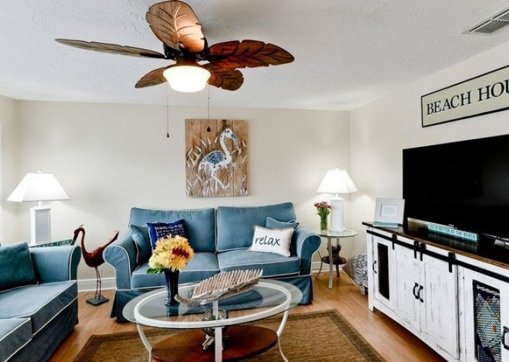 Gone Coastal: Beautiful Family & Pet-Friendly Home with a Heated Salt Water Pool #3