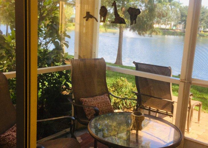 Villa on lake #13