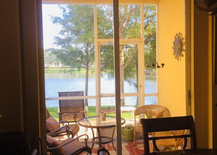 Villa on lake #8