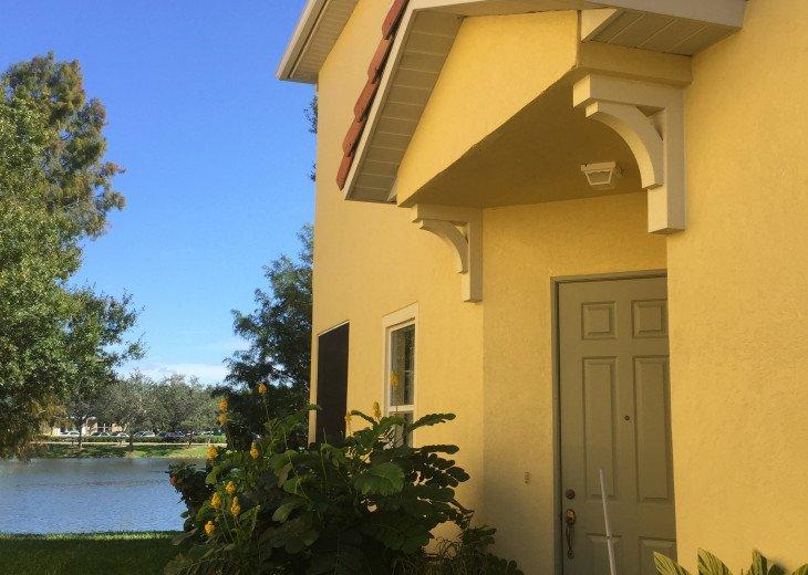 Villa on lake #2