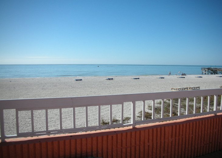 2 BDRM GULF FRONT BEACH CONDO #1107 #9