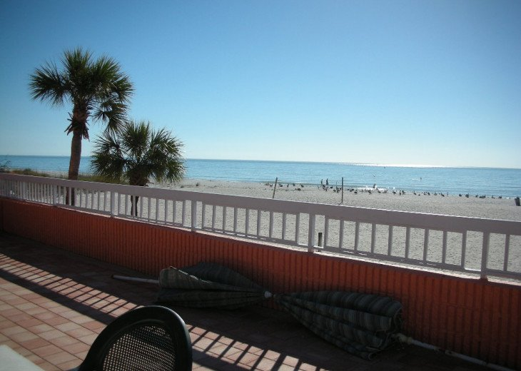 2 BDRM GULF FRONT BEACH CONDO #1107 #6