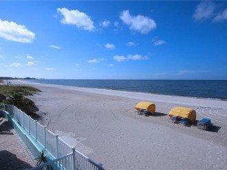 Beautiful beach to walk on