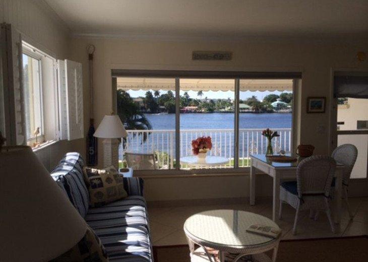 Dir.Waterfront,Walk to Beach&Atlantic Ave-Gated, Pool,Priv Balcony,Vlg #6