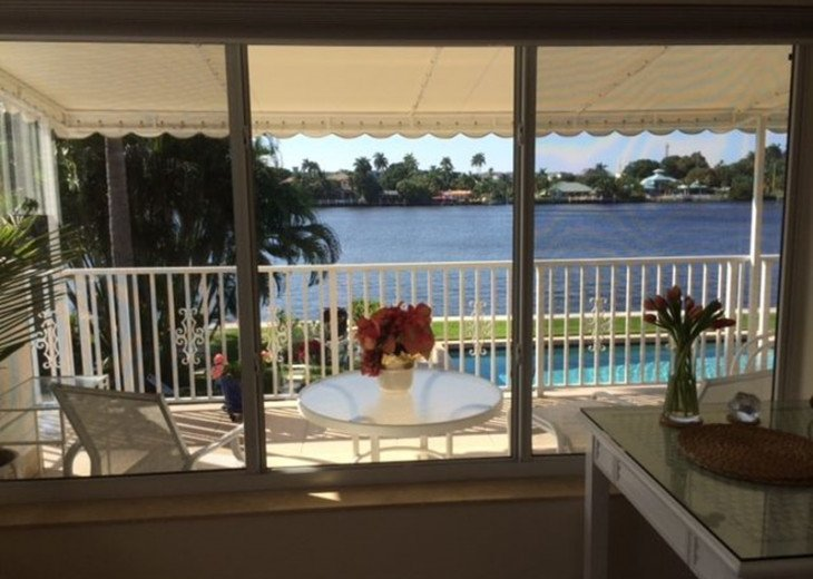 Direct Waterfront,Walk to Beach& Atlantic Ave-Gated, Pool, Priv Balcony #5