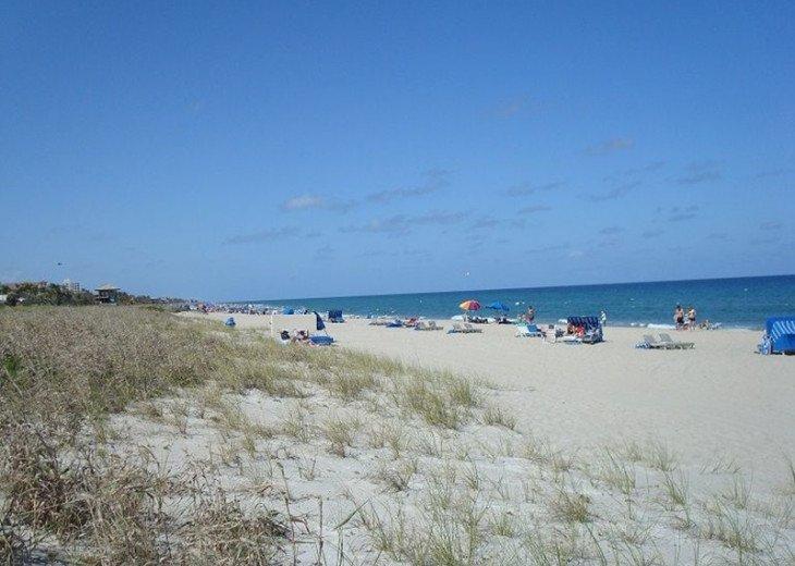 Dir.Waterfront,Walk to Beach&Atlantic Ave-Gated, Pool,Priv Balcony,Vlg #2