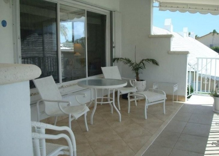Dir.Waterfront,Walk to Beach&Atlantic Ave-Gated, Pool,Priv Balcony,Vlg #10