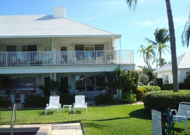 Dir.Waterfront,Walk to Beach&Atlantic Ave-Gated, Pool,Priv Balcony,Vlg #14